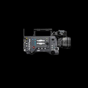 Arri Alexa Plus 4:3 package